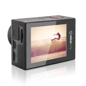 Test a recenze sportovní kamery Niceboy VEGA 5