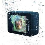 Test, recenze outdoorové akční kamery LAMAX W9 - vodotěsná 2020/2021