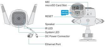 TP-link Tapo C310 - venkovní bezpečnostní kamera