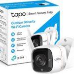 Test, recenze venkovní bezpečnostní kamery - TP-link Tapo C310 - 2021